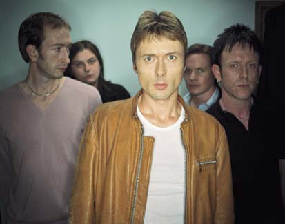 Name that band! SuedePIC1