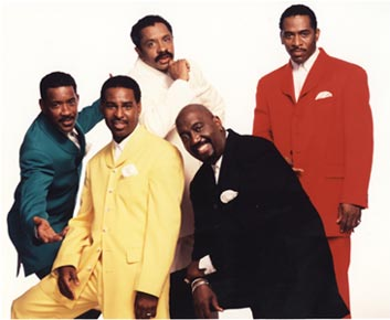 THE TEMPTATIONS - Otis Williams Interviewed @ Designer Magazine